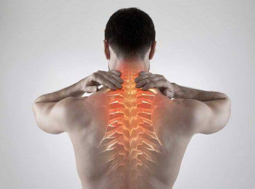 dor nas costas, o que pode ser?